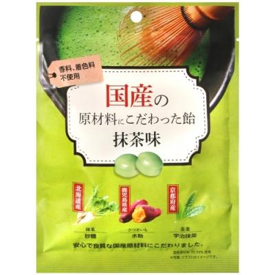 加藤製菓 單純抹茶糖(71g)