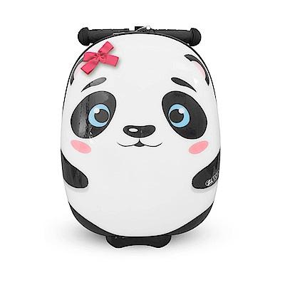 【Zinc Flyte 多功能滑板車】--波莉熊貓
