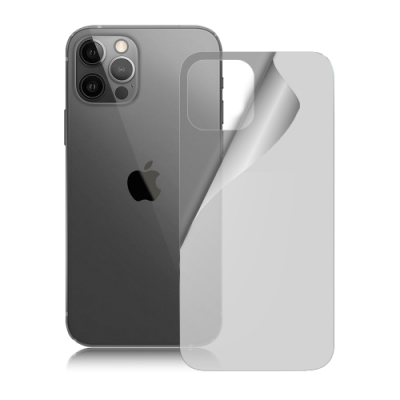 NISDA for APPLE iPhone 12 / 12 Pro 6.1 背面霧面防眩保護貼(背面使用)-2張