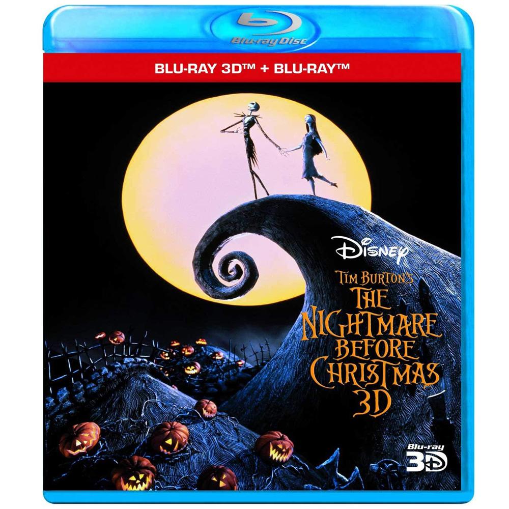 聖誕夜驚魂 3D+2D   藍光 BD