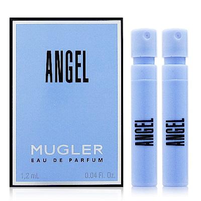 MUGLER ANGEL 女性淡香精 1.2ml x 2入