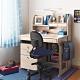 KOIZUMI_Woody Compact兒童成長實木書桌組ODF-594 product thumbnail 1