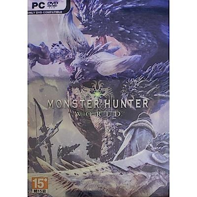 魔物獵人 世界 Monster Hunter: World - PC 中英日文亞版