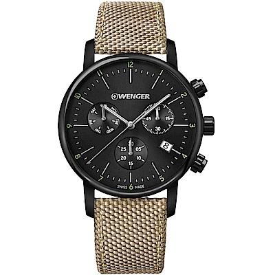 瑞士WENGER Urban Classic都會時尚手錶(01.1743.117)
