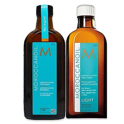 [時時樂限定] MOROCCANOIL 摩洛哥優油200ml兩款任選(原廠總代理公司貨)
