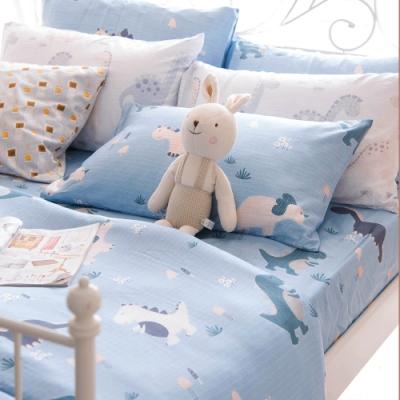 OLIVIA 侏儸紀 加大雙人床包涼被四件組 230織天絲TM萊賽爾 台灣製