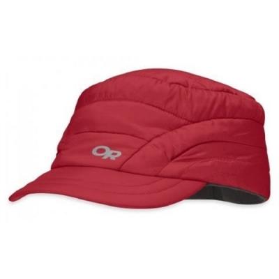 Outdoor Research 81850 化纖保暖鴨舌帽 紅木