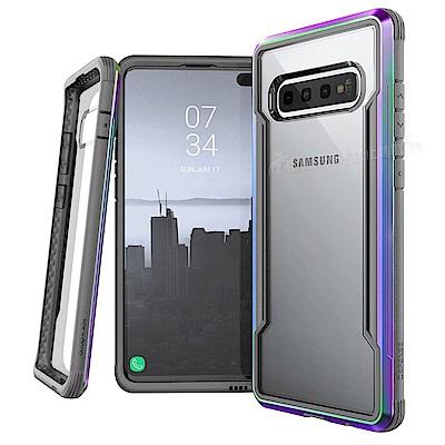 DEFENSE 刀鋒極盾Ⅲ Samsung S10 耐撞擊防摔手機殼(繽紛虹)