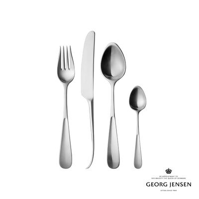 Georg Jensen 喬治傑生 VIVIANNA 餐具四件組