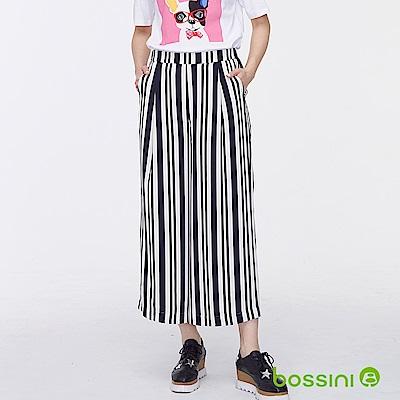 bossini女裝-時尚寬褲02混色