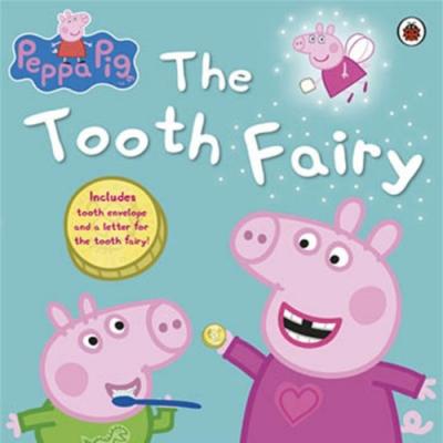 Peppa Pig:The Tooth Fairy 佩佩豬和牙齒精靈平裝本故事書