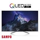 SAMPO 聲寶 55型 4K 雙杜比 QLED 智慧聯網數位液晶顯示器 QM-55WA500