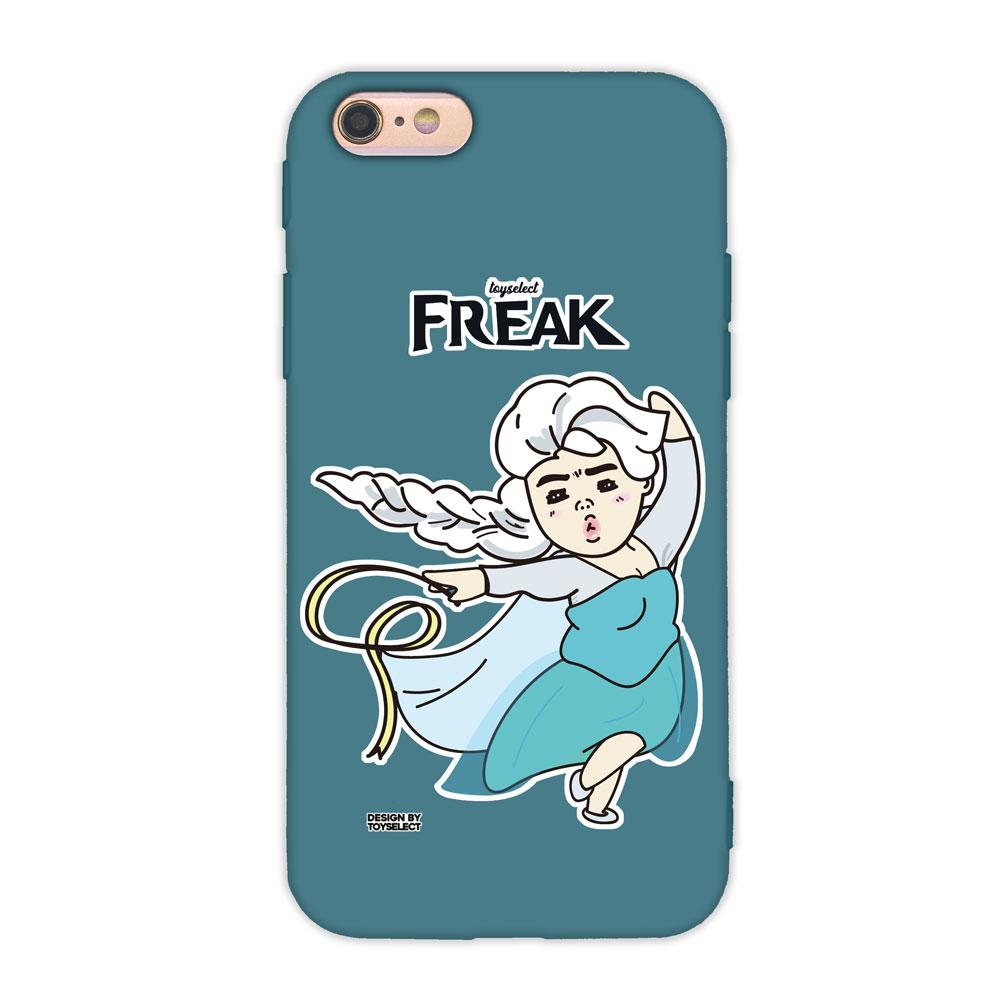 【TOYSELECT】iPhone 6/6s 經典崩壞設計師手機殼:她不是艾莎
