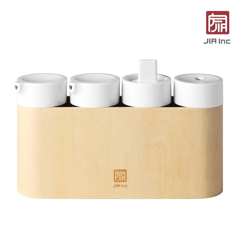 JIA Inc. 品家家品 品系列中式調味罐組