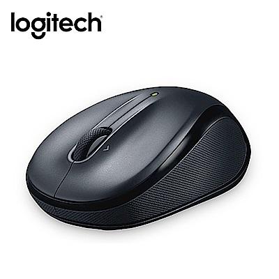 羅技 無線滑鼠 M325 (黑)
