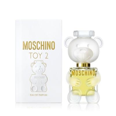 MOSCHINO 莫斯奇諾 熊芯未泯2女性淡香精 Toy2 30ml