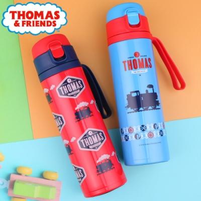 【優貝選】湯瑪士 THOMAS 兩用 保冷/保溫 直飲式水壺 500ML