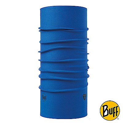 《BUFF》4倍保暖THERMONET動態恆溫頭巾 活潑藍 BF115235-715