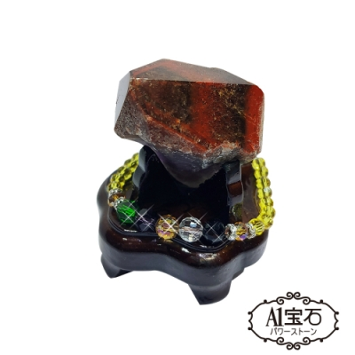 A1寶石 頂級烏拉圭極光23天然水晶鎮/陣《160g》同巴西紫晶洞功效(贈開運三寶)