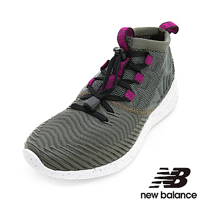New Balance 輕量跑鞋 女鞋 墨綠 WSRMCGP