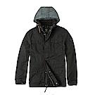Timberland 男款黑色戶外耐磨迷彩元素M65夾克外套|A1UEM