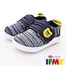 IFME健康機能鞋 針織超輕學步款 EI70511深藍(寶寶段)