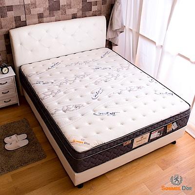 思夢樂-海藻纖維平三線線雙人特大7尺獨立筒床墊