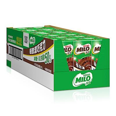 雀巢美祿 極致濃 巧克力飲品(24x198ml)