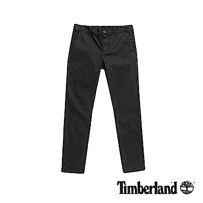 Timberland 女款黑色超彈力緊身休閒褲|B2203