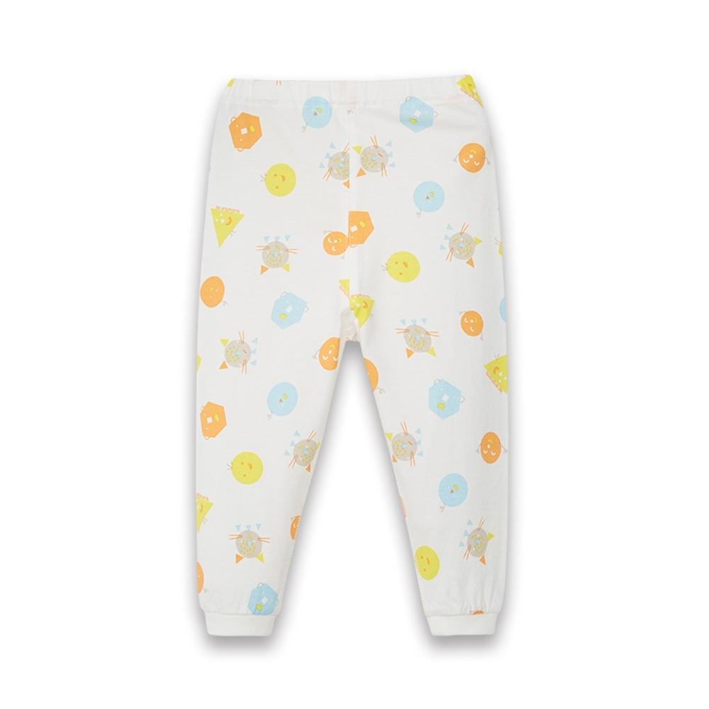 【麗嬰房】Cloudy雲柔系列 童趣純棉長褲兩件組 (66cm~130cm)