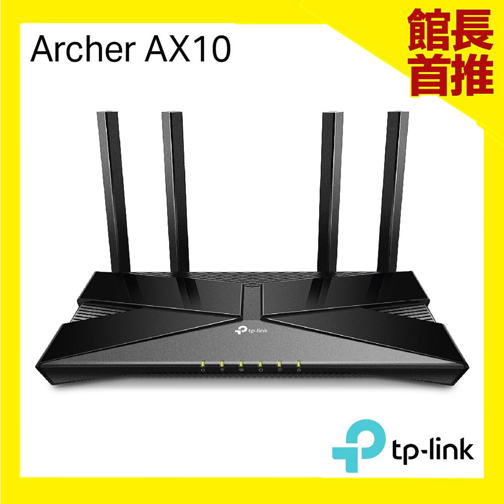 TP-Link Archer AX10 AX1500 wifi6 無線網路分享器路由器