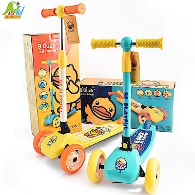 Playful Toys 頑玩具 小鴨滑板車-正版授權