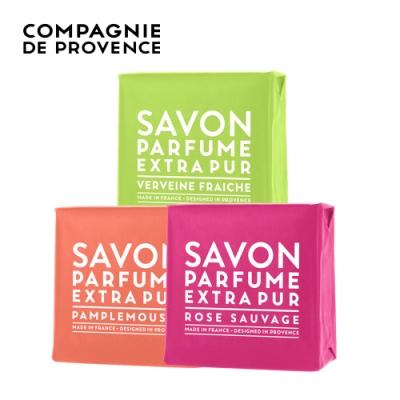 C.D.P 愛在普羅旺斯 彩虹系列香水皂100g(2入)