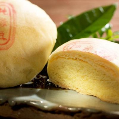 漢坊 御藏 純綠豆椪禮盒(8入)(蛋奶素)
