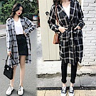 【韓國K.W.】街頭潮人清爽氛圍時尚外套-2色