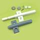 HC001 輕型拍門器/櫥柜反彈器/塑料 彈壓棒按壓拍拍手自彈帶磁性 product thumbnail 1