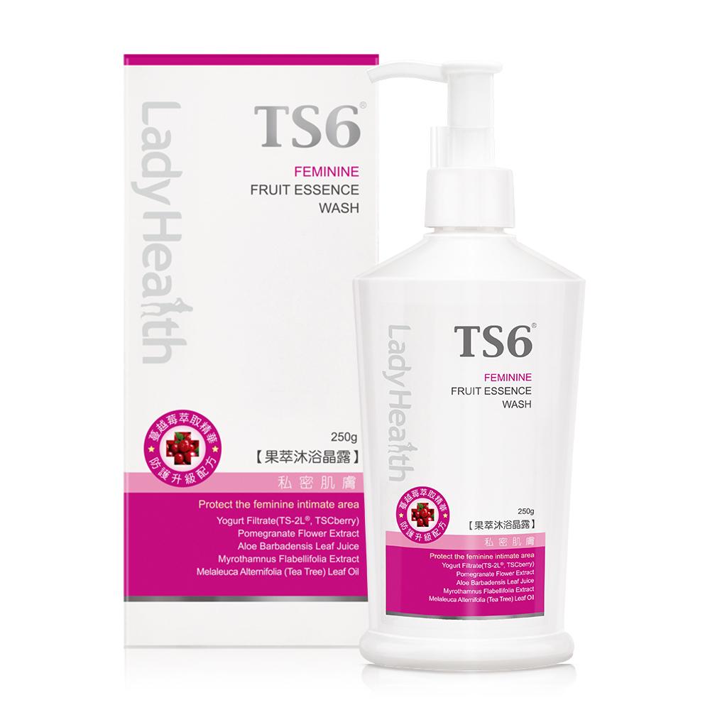 TS6護一生 果萃沐浴晶露250g