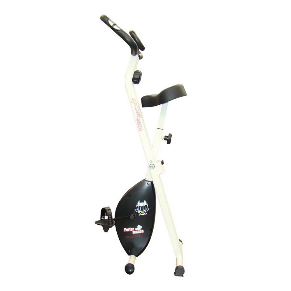 【 X-BIKE 晨昌】磁控健身車 31公分超大座墊 台灣精品 19807 -黑色