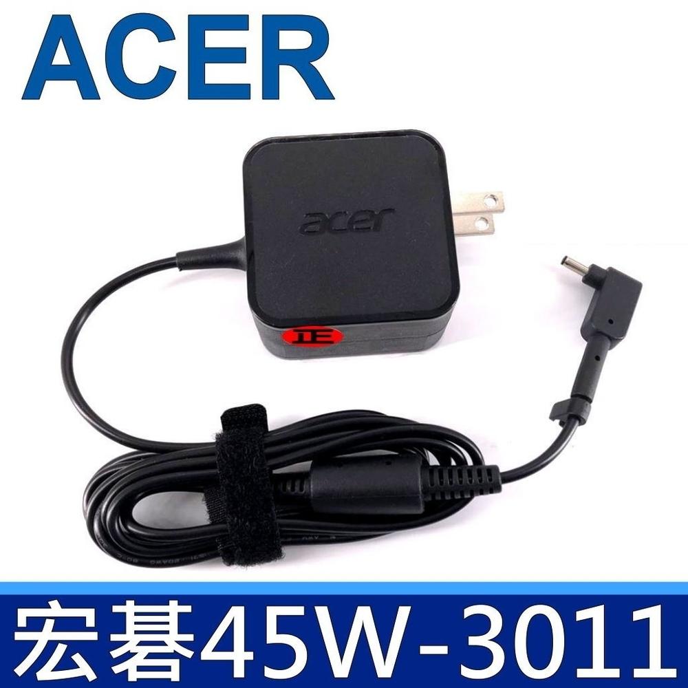 宏碁 ACER 45W 3.0*1.1mm 方型 變壓器 SF514-52 TMP236 MS2392 SW5-171 R11 13 14 15 CB3-111 CB3-131 CB3-431