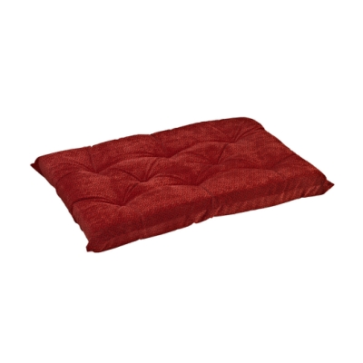 BOWSERS加厚極適寵物睡墊-櫻桃紅紋XS