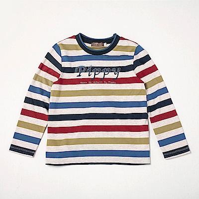 PIPPY 繽紛彩虹長袖上衣 藍