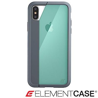 美國 Element Case iPhone XS / X Illusion防摔手機殼-綠