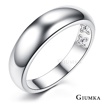 GIUMKA情侶純銀戒指尾戒 長久珍愛925純銀戒-共2款