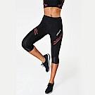 BodyVine巴迪蔓 女款運動壓縮七分褲 壓力褲(骨盆/髖關節與大腿穩固)