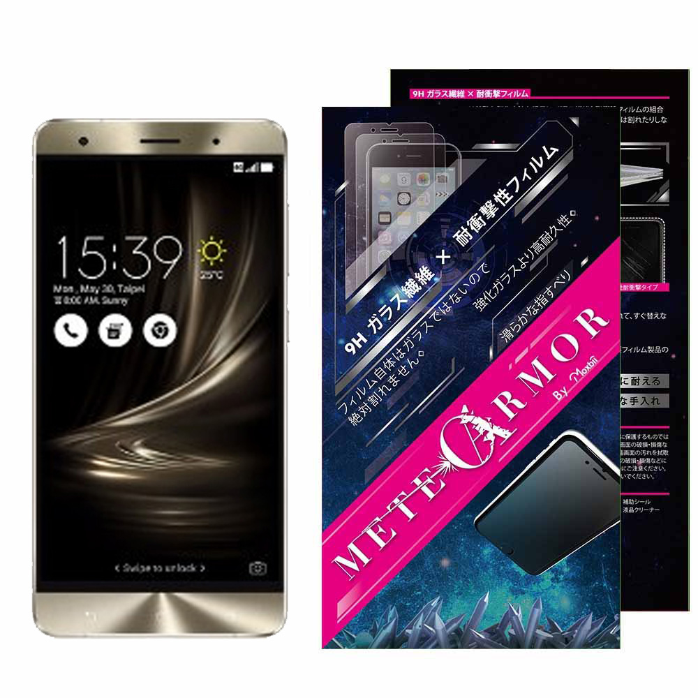 Moxbii ASUS Zenfone 3 Deluxe ZS570KL 太空盾螢幕保護貼 @ Y!購物