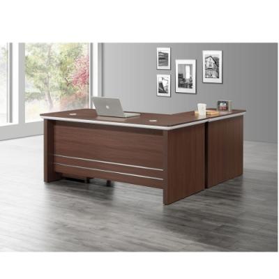 MUNA 達倫6尺辦公桌組(含側櫃,活動櫃) 180X171X77cm
