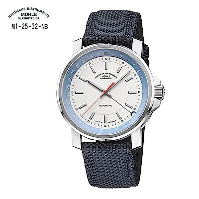 格拉蘇蒂·莫勒 運動系列 M1-25-32-NB 機械男錶