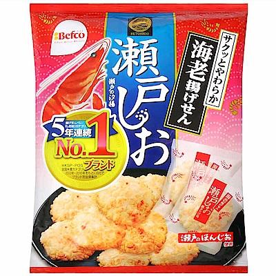 栗山製果 瀨戶汐揚仙貝-蝦(88g)