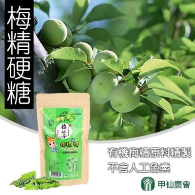 甲仙農會 梅精硬糖 (80g / 包 x3包)
