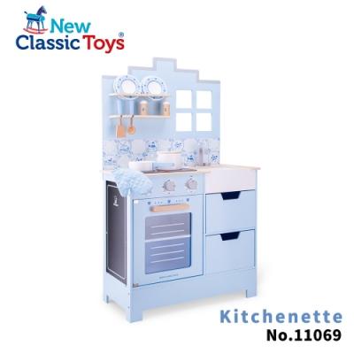 【荷蘭 New Classic Toys】文藝聲光小主廚  (含配件12件組)11069